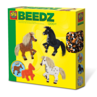 SES Beedz - Iron on beads  Horses with manes