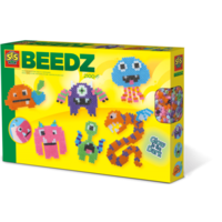 SES Beedz - Strijkkralen Glow in the dark monsters