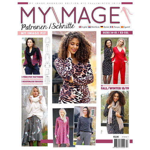 Magazine My Image Winter Package + free pattern!