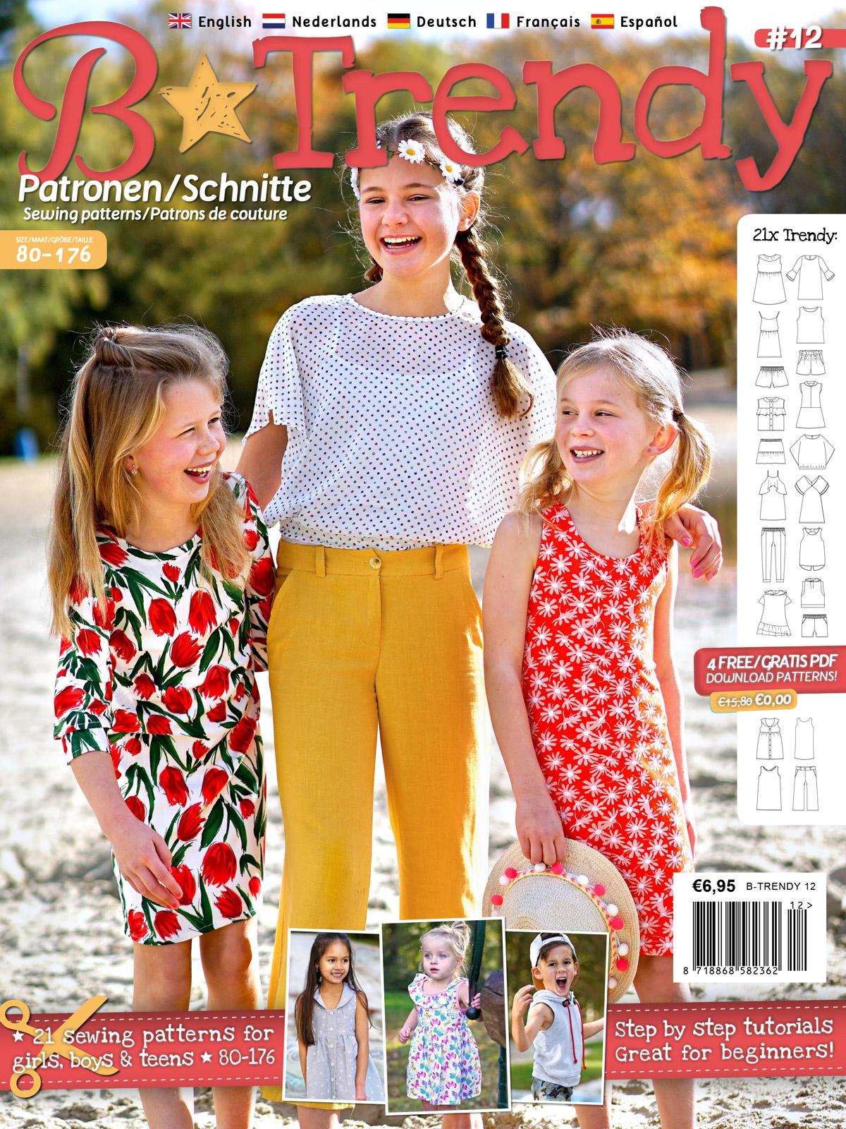 B-Trendy Sommer Paket + gratis Schnitt!