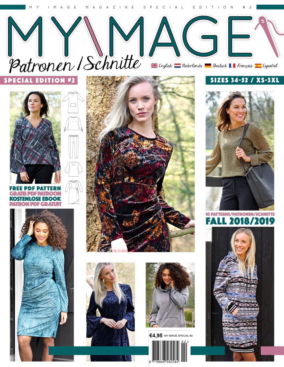 My Image Special Pakket + gratis patroon!