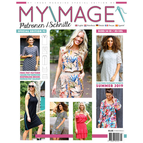 Magazine My Image Special Package + free pattern!