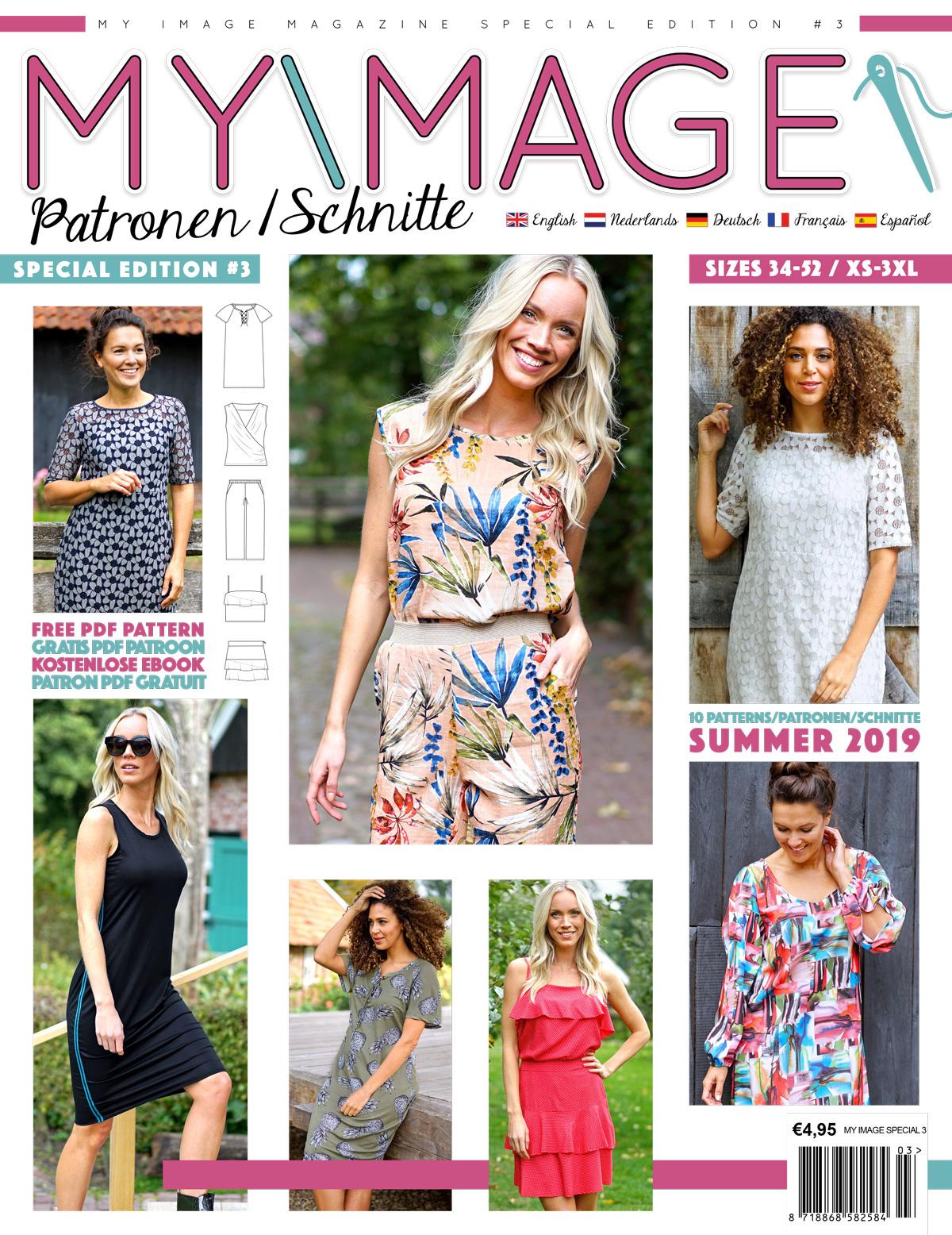 Paquet My Image Special + patron gratuit!