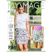"S1061 Skirt ""Mandy"""