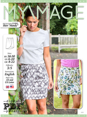 "Download S1061 Skirt ""Mandy"""