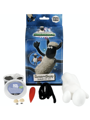 "Creativ Company Shaun the Sheep ""Shaun"" modelling set"