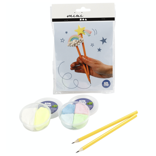"Creativ Company Mini Creative Kit ""Modelling pencils"""