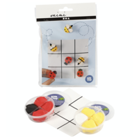 "Mini Creative Kit ""Modelling Tic tac toe"""