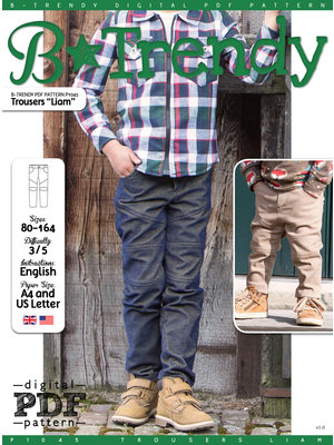 "Download P1045 Trousers ""Liam"""