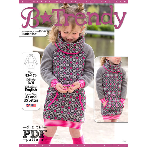 "Download P1048 Tunic ""Ilse"""