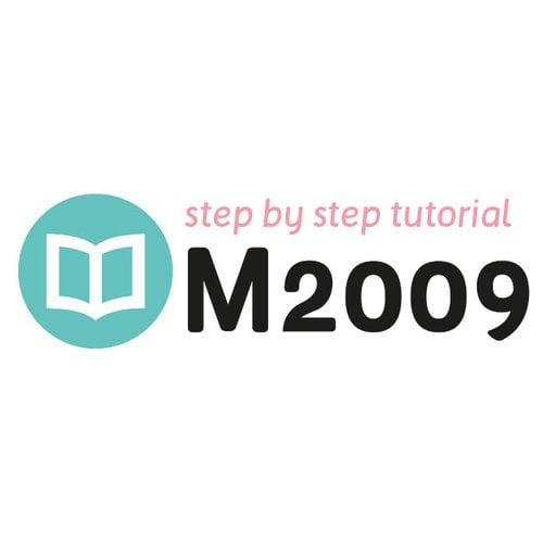 Tutorial M2009