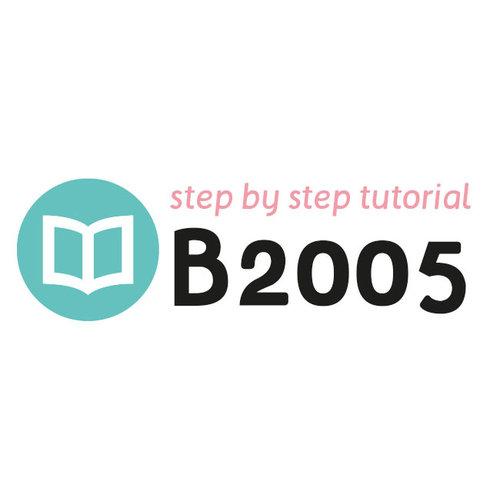 Tutoriel B2005