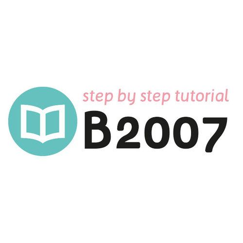 Tutoriel B2007