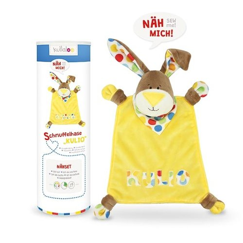 "Kullaloo Kullaloo Kit de couture ""Lapin"""