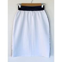 Sewing kit S1098 Skirt White + free magazine