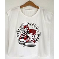 Sewing kit H1002 Shirt Sneakers + free magazine