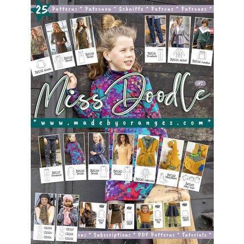 Magazine Miss Doodle 2