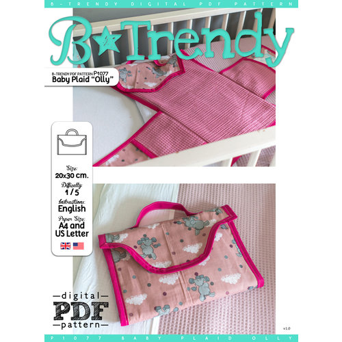 "Download P1077 Baby Plaid ""Olly"""