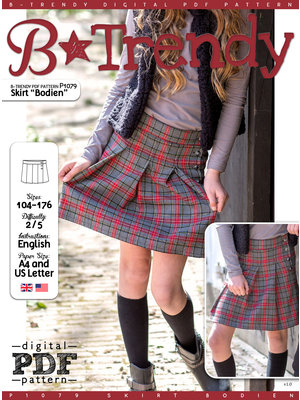 "Download P1079 Skirt ""Bodien"""