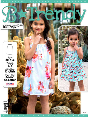 "Download P1080 Dress ""Piper"""