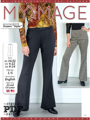 "Download S1115 Pantalon ""Taylor"""