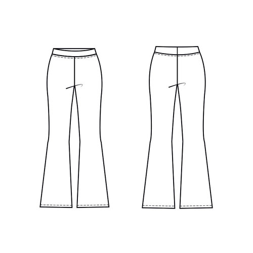 "Download S1115 Trousers ""Taylor"""