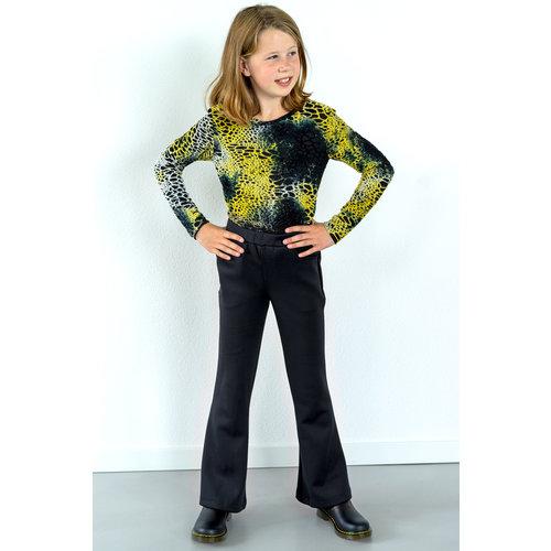 "Miss Doodle Kit 80-176 Naaiset P1087 Top ""Yellow Fantasy"" + gratis magazine"