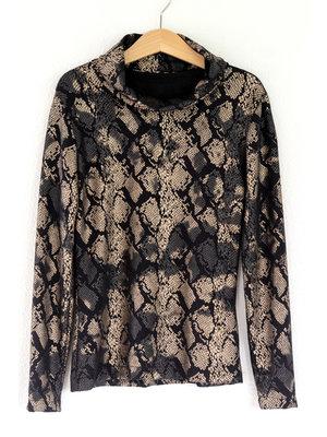 "Miss Doodle Kit 80-176 Kit couture P1071 Top ""Copper Print"""