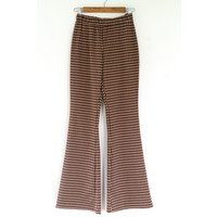 "Sewing kit S1115 Trousers ""Brown Blocks"""