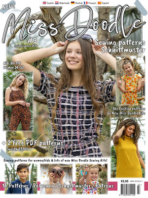 Magazine Miss Doodle subscription