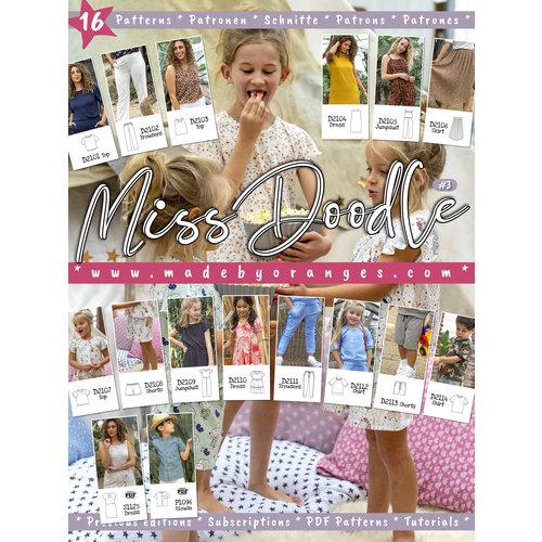 Magazine Miss Doodle subscription