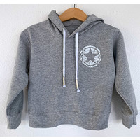 "Kit couture P1107 Hoodie ""Gris"""
