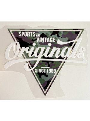 Iron-on patch Originals