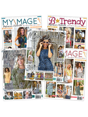 Magazine Bundle of 5 magazines of your choice