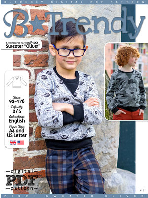 "Download P1091 Sweater ""Oliver"""