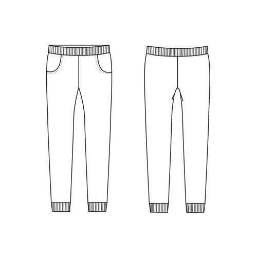 "Download P1092 Trousers ""Thomas"""