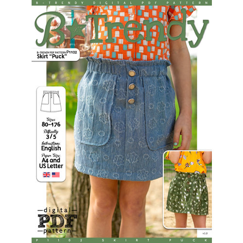 "Download P1102 Skirt ""Puck"""