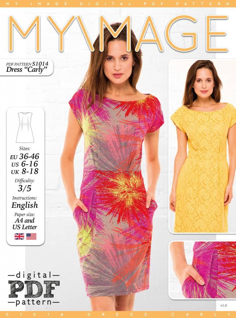 "S1014 Dress ""Carly"""