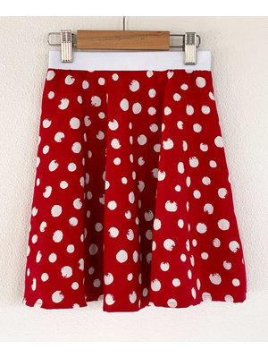 """Miss Doodle Kit 80-176 Sewing kit P1072 Skirt """"Red"""""""