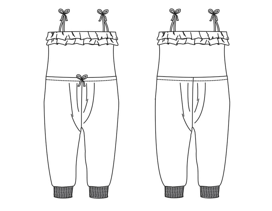 """K1001 Jumpsuit """"Lois"""""""