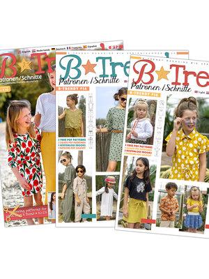 Magazine Paquet B-Trendy d'Été