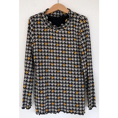"Miss Doodle Kit 80-176 Sewing kit P1108 Shirt ""Grey"""