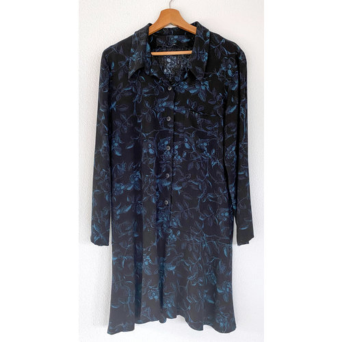 """Miss Doodle Kit 34-52 Kit couture H1009 Robe """"Blue"""""""