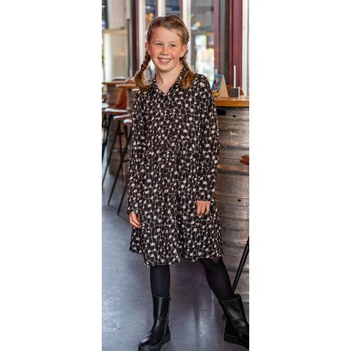 """Full size pattern H1007 Jurk """"Audrey"""" Grootformaat"""