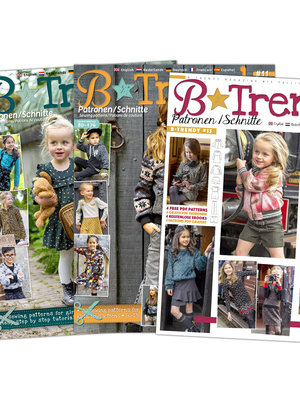 Magazine Paquet B-Trendy Automne/Hiver