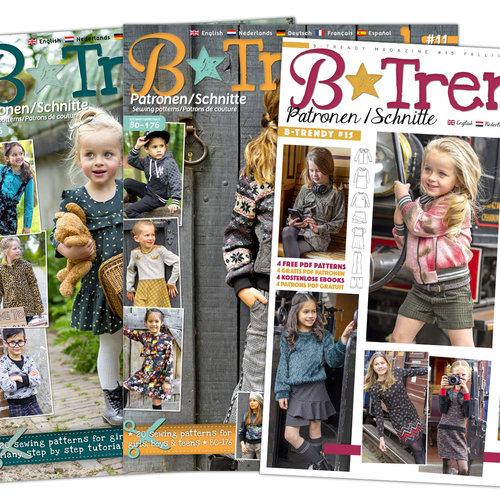 Magazine B-Trendy Herbst/Winter Paket