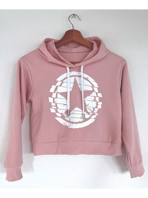"""Miss Doodle Kit 80-176 Kit couture P1107 Hoodie """"Rose"""""""