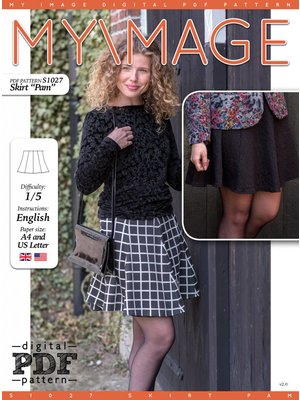 "Download S1027 Skirt ""Pam"""