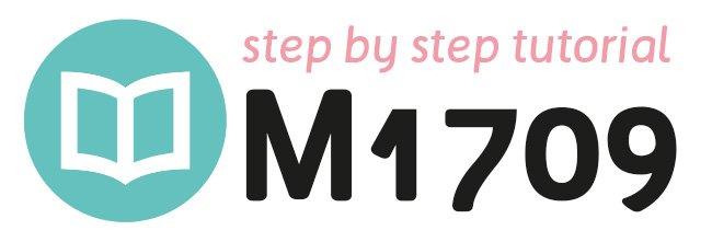 Tutorial M1709