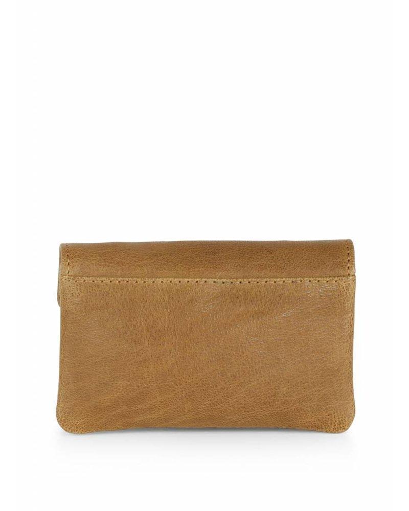 markberg compact wallet faith vintage tan